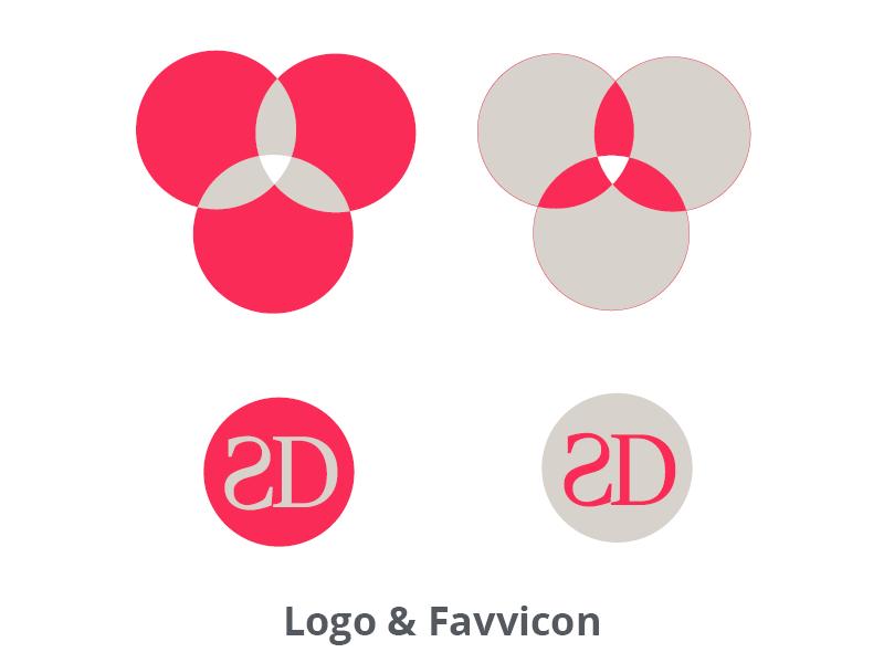 Grafisk profil, logo och favvicon.